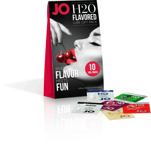Best Water-Based Lubricant: System Jo H20