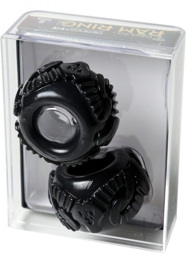 Perfect Fit Tribal Son Ram Ring Kit Black